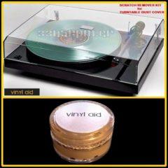 Αλοιφή Επαναφοράς για Καπάκι Πικάπ Vinyl Aid-3345rpm