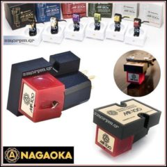Nagaoka MP-100 - Phono Cartridge-stylus MM