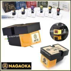 Nagaoka MP-110 - Phono Cartridge - stylus MM