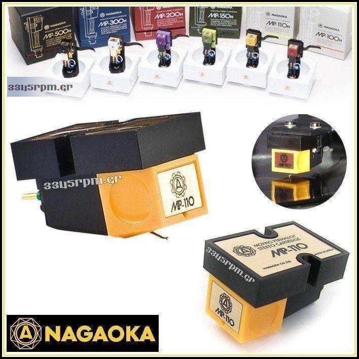 Nagaoka MP-110 - Phono Cartridge - stylus MM