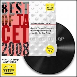 Best Of Tacet 2008 - Vinyl LP 180gr