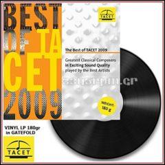 Best Of Tacet 2009 - Vinyl LP 180gr