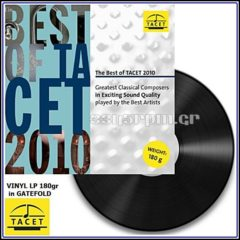 Best Of Tacet 2010 - Vinyl LP 180gr
