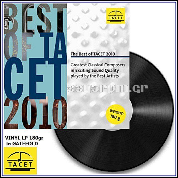 Best Of Tacet 2010 - Vinyl LP 180gr