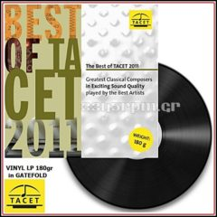 Best Of Tacet 2011 - Vinyl LP 180gr