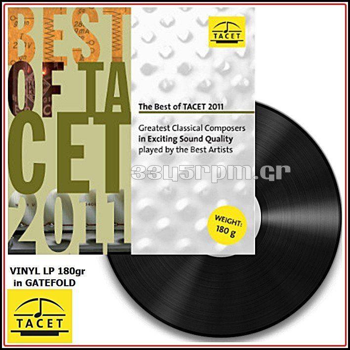 Best Of Tacet 2011 - Vinyl LP 180gr