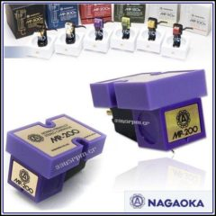 Nagaoka MP-200 - Phono Cartridge - stylus MM