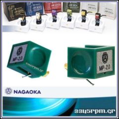 Nagaoka NMP 20 - Stylus for Mono LPs & 45rpm