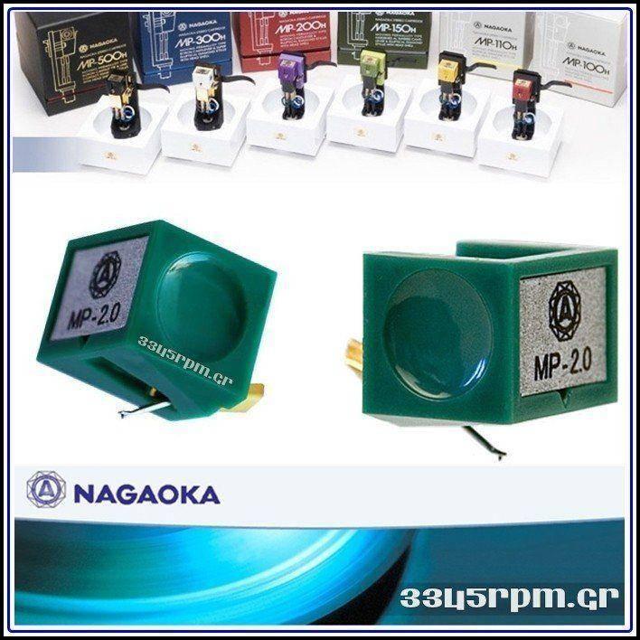 Nagaoka NMP 20 - Stylus for Mono LPs & 45rpm