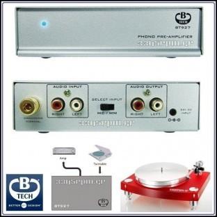 B-Tech BT 927-Προενισχυτής πικάπ για κεφαλές MM-MC Phono Preamp