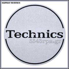 Technics Silver Slipmat - Τσόχα πικάπ