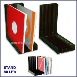 80 δίσκους βινυλίου LPs