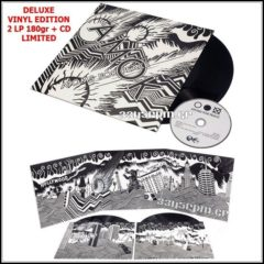 Atoms For Peace - AMOK - Deluxe Vinyl Edition 2LP 180gr & CD, 3345rpm.gr