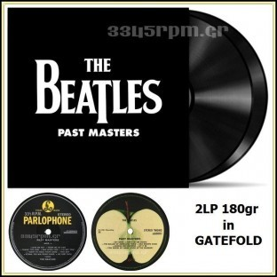 Beatles - Past Masters Vol 1 & 2