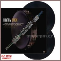 Rhythm Stick - Vinyl LP 180gr in Gatefold  Limited Edition