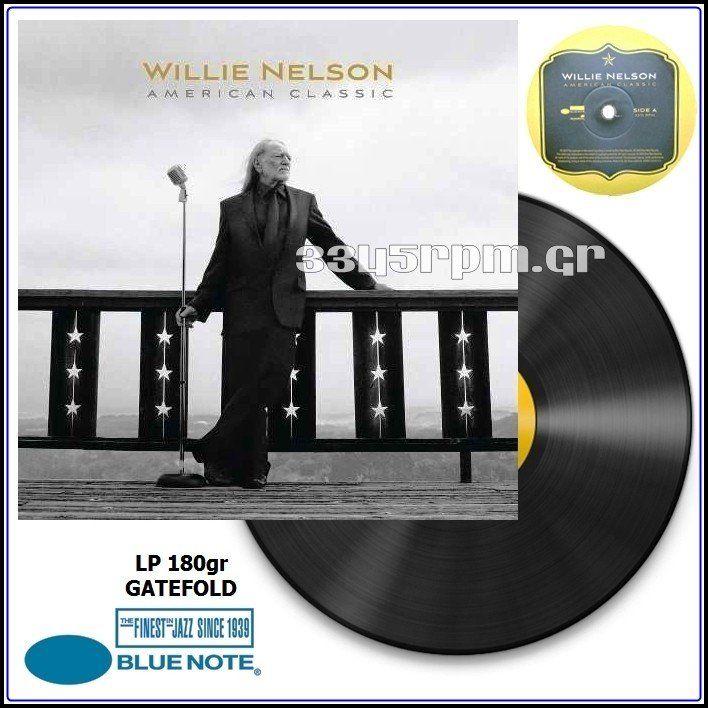 Willie Nelson  - American Classic - Vinyl LP 180gr Gatefold