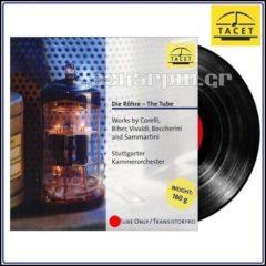 Die Rohre - Tube Only - Audiophile Vinyl LP 180gr