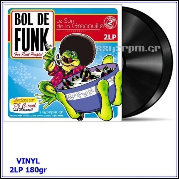 Bol De Funk - Le Son De La Grenouille Vol 2