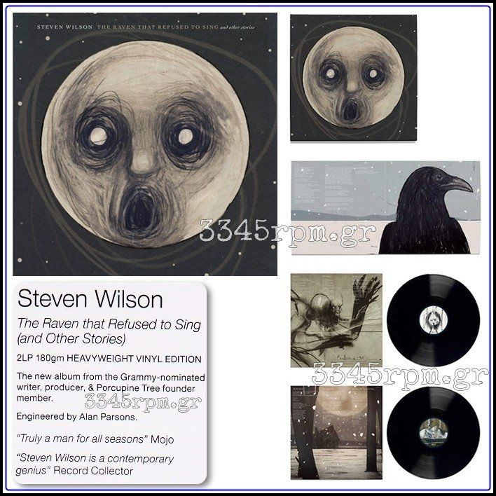 Steven Wilson Discography At Discogs