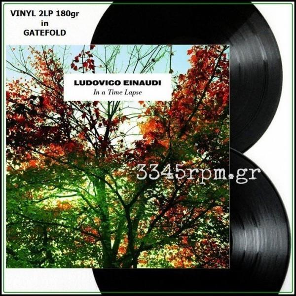 Ludovico Einaudi - In A Time Lapse -Vinyl 2LP 180gr