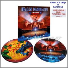 Iron Maiden  - En Vivo! (Best of) -Vinyl 2LP 180gr Picture Disc