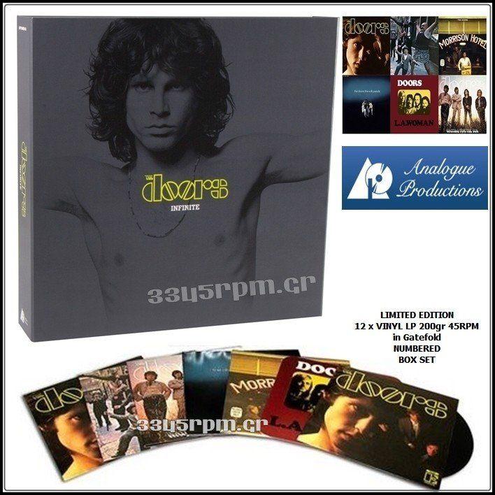 Doors - Infinite - Vinyl 12LP 200gr HQ - Deluxe Box Set