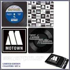 Motown Records - Μουσικά σουβέρ Box set 4