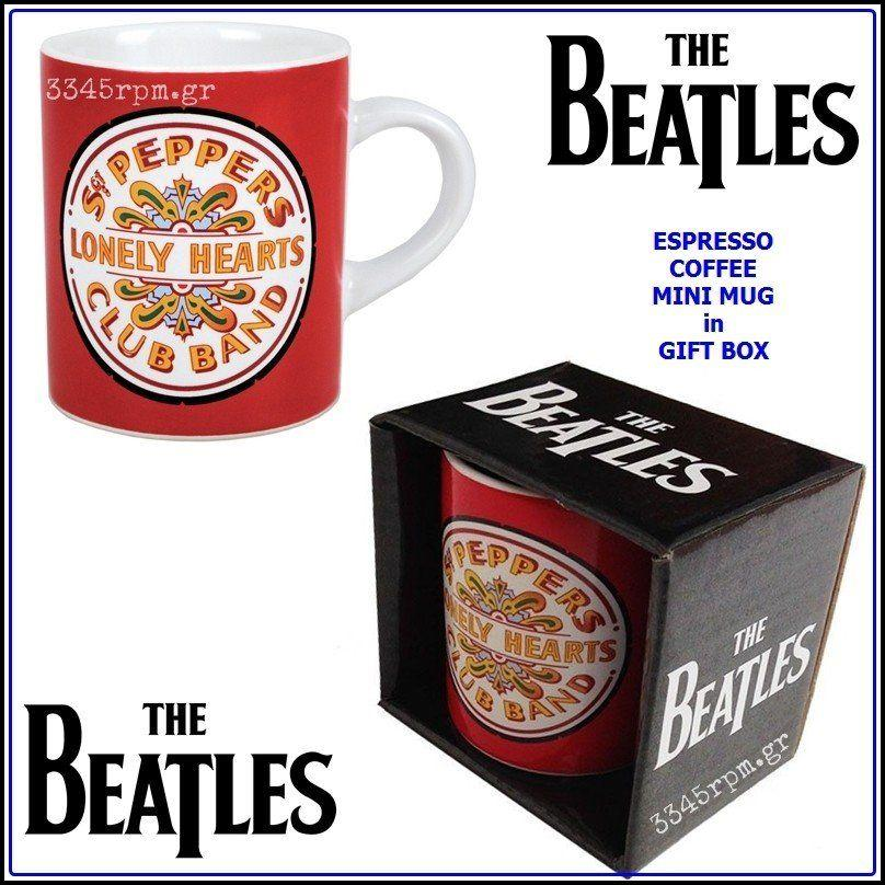 Beatles - Sgt Peppers - Espresso Κούπα