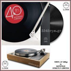 Linn 40th Anniversary Collection- Vinyl LP 180gr HQ
