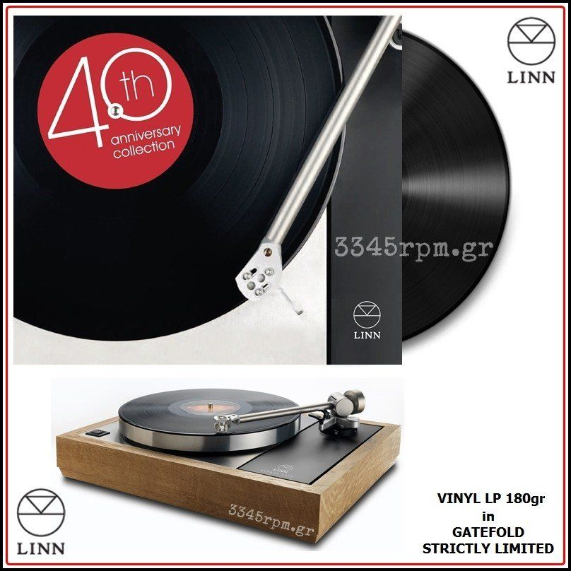 Linn 40th Anniversary Collection- Vinyl LP 180gr HQ