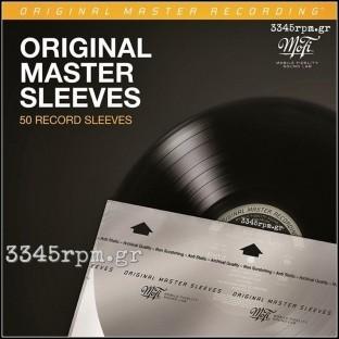 Mobile Fidelity - Record Sleeves - Eσώφυλλα Δίσκων βινυλίου