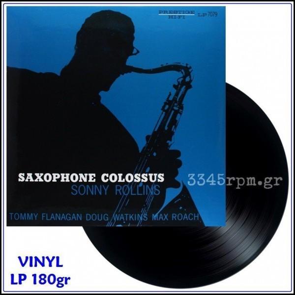 Sonny Rollins - Saxophone Colossus - Vinyl LP 180gr