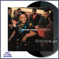 Cesaria Evora - Cafe Atlantico - Audiophile Vinyl 2LP 180gr