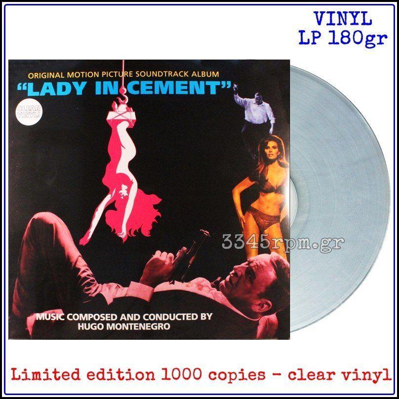 Hugo Montenegro Lady In Cement Tonys Theme