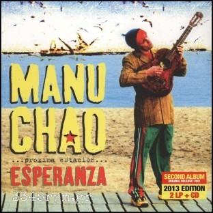 Manu Chao - Proxima Estacion... Esperanza- Deluxe Vinyl 2LP & CD