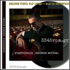 George Michael - Symphonica - Deluxe Vinyl 2LP 180gr