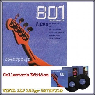 801 - 801 Live - Vinyl 2LP 180gr