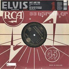 ELVIS PRESLEY - She's Not You-3345rpm.gr