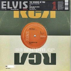 ELVIS PRESLEY - The Wonder Of You-3345rpm.gr