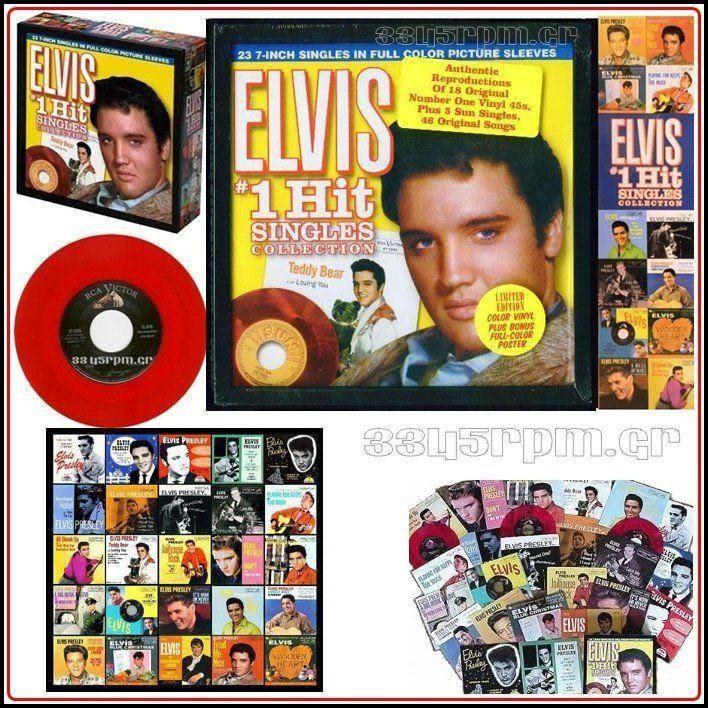 Elvis Presley - No 1 Hit Singles Collection Vol.1 - 3345rpm.gr