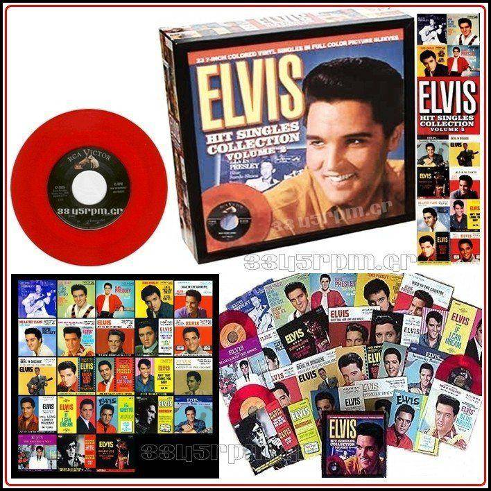 Elvis Presley- Hit singles collection Vol. 2 - 3345rpm.gr