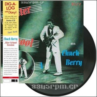 Chuck Berry - After School Session-3345rpm.gr