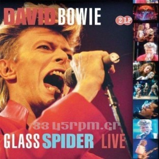 David Bowie - Glass Spider Live-3345rpm.gr