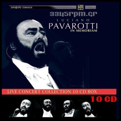 Pavarotti  Luciano -  In Memoriam 1935-2007-3345rpm.gr