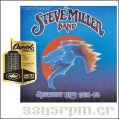 Steve Miller Band - Greatest Hits 1974-1978 - Vinyl LP-3345rpm.gr
