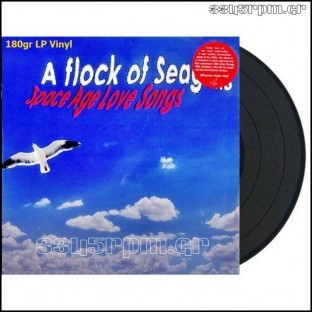 A Flock Of Seagulls - Space Age Love Songs - Vinyl LP 180gr -3345rpm.gr