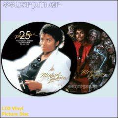 Michael  Jackson - Thriller - vinyl picture disc -3345rpm.gr
