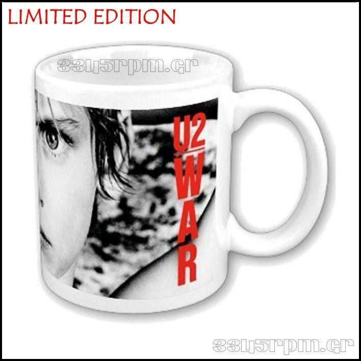U2 - War - Boxed Mug - 3345rpm.gr