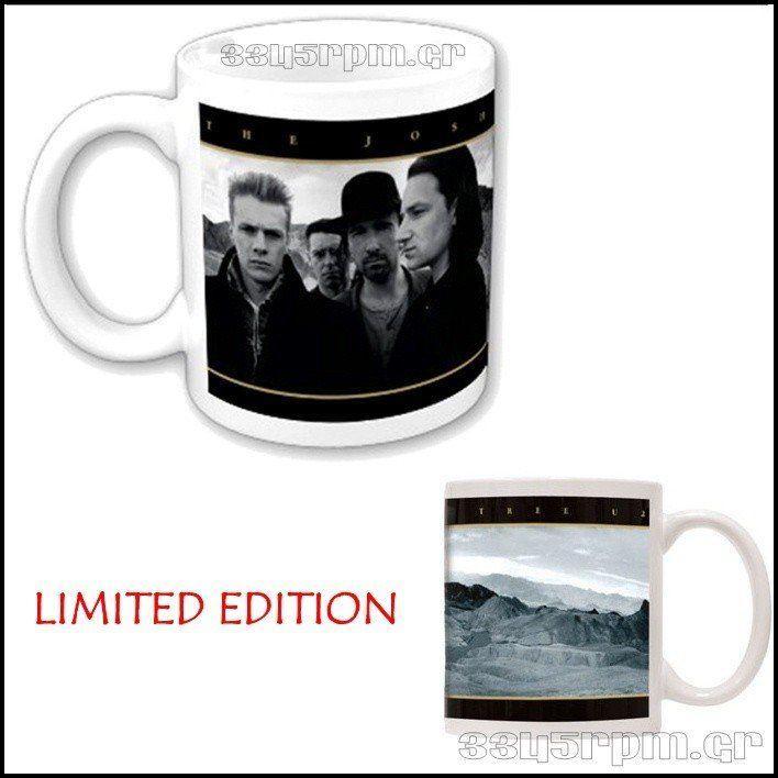 U2 - The Joshua Tree - Boxed Mug - 3345rpm.gr