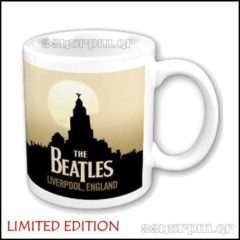 The Beatles - Liverpool - Boxed Mug - 3345rpm.gr